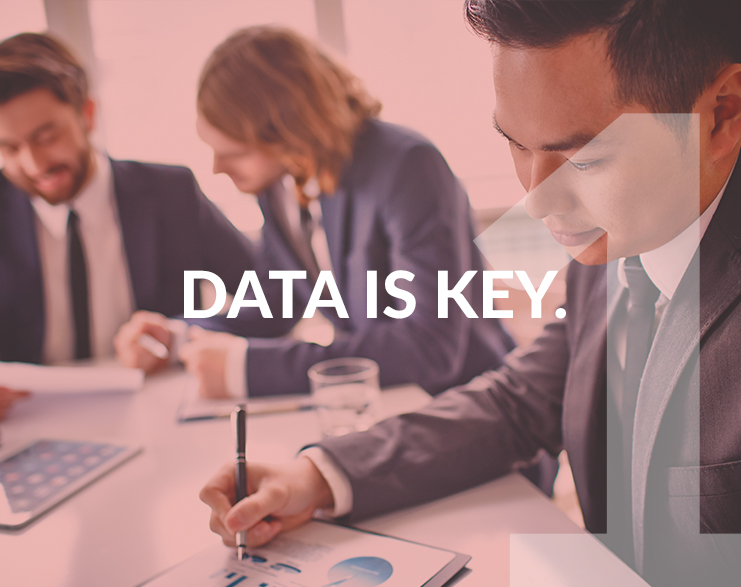 2-Data is key